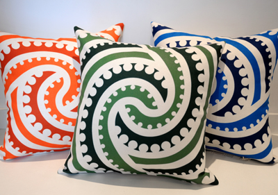 Borrowed Earth Design Cushions 2014
