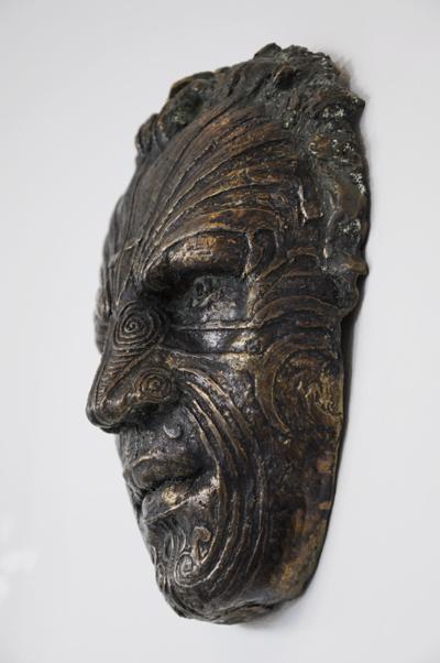 Bronze Mask 2