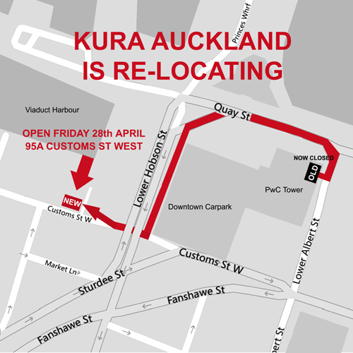 KURA IS RE-LOCATING - WEB