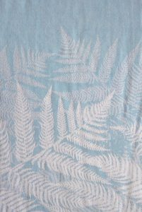 Pure NZ wool scarf by Sue Wickison