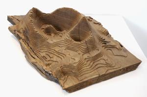 Carin Wilson Kura Gallery Maori Art Design New Zealand Puriri Sculpture Te Upoko o Mataoho