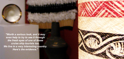 Kura Gallery Maori New Zealand Art Design Number One Gallery Auckland