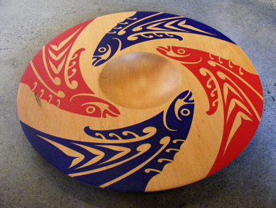 Kura Gallery Maori Carving Design Kerry Thompson Artist
