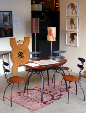 New Zealand Furniture and Design Kura Gallery