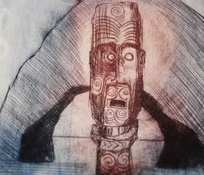 gabrielle belz - he taonga BM 164 - close up