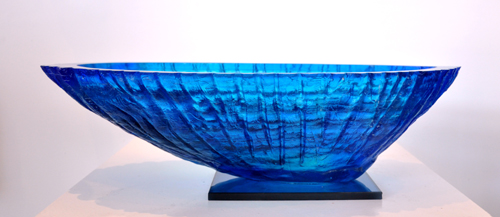 Shona Firman Kura Gallery Maori Art Design New Zealand Cast Glass Sculpture New Works News 3