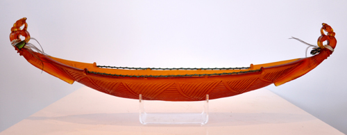 Shona Firman Kura Gallery Maori Art Design New Zealand Cast Glass Sculpture New Works News