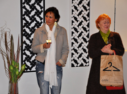 Kura Gallery Maori Art New Zealand Design Tatai Whetu Exhibition Weaving Multimedia Clay